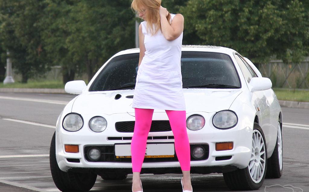 Toyota Celica (T20) Белоснежка
