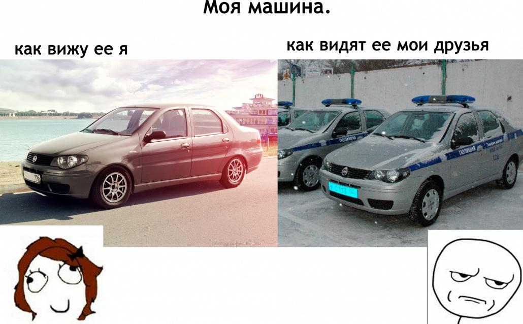 Fiat Albea Алла Борисовна
