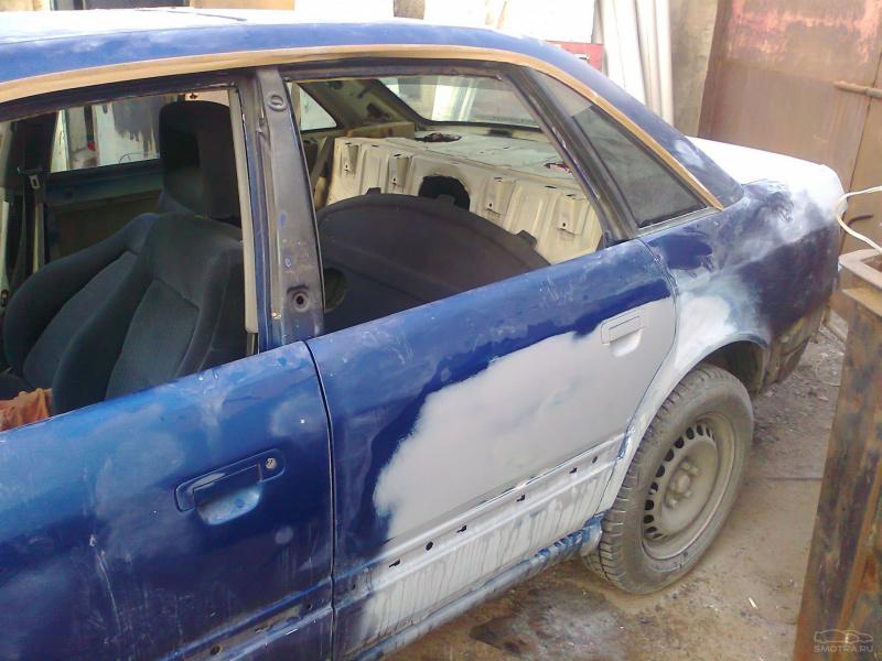 Шпаклевание автомобиля своими руками