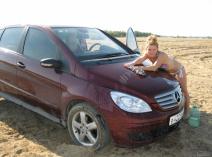 Mercedes-Benz B-klasse (W245)