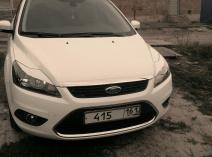 Ford Focus Hatchback II