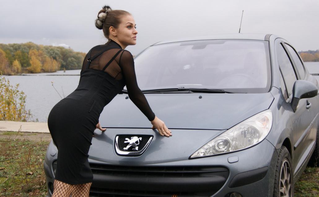 Peugeot 207 Devil's Tomcat