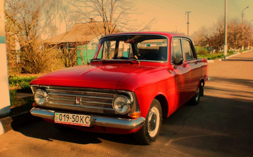 Москвич (АЗЛК) 408 Retro  Style