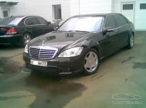 Mercedes-Benz S-klasse (W221)