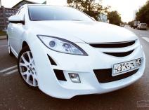 Mazda Mazda 6 (GH) Hatchback