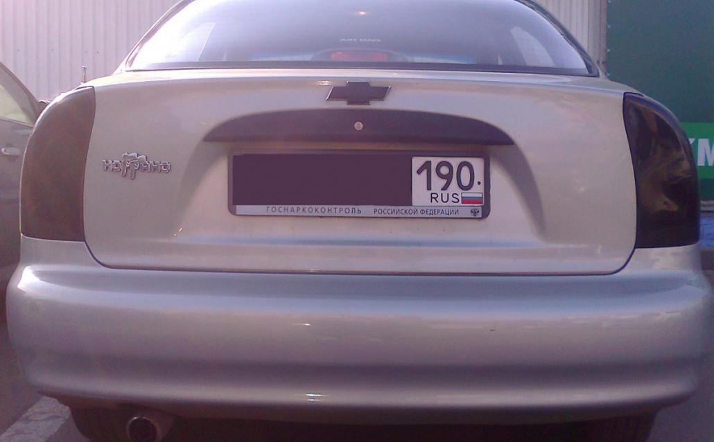 Chevrolet Lanos Ланька