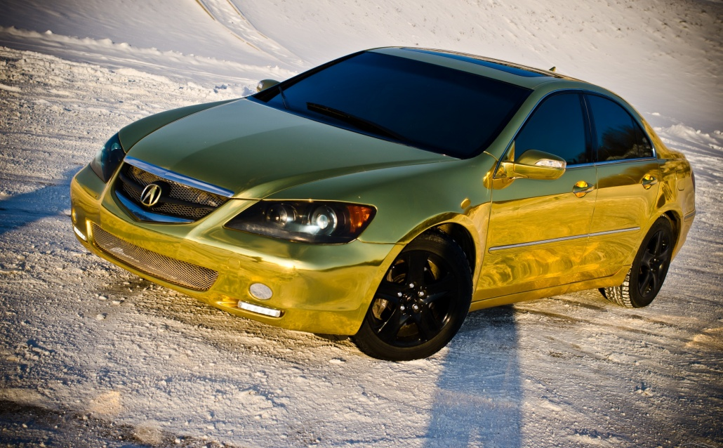 Acura RL II Acura RL Gold