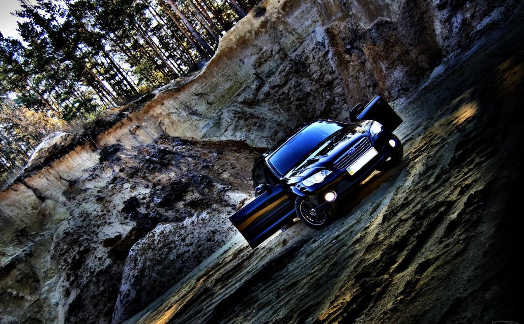 Subaru Outback III (BL,BP) U_R_A_B_U_S
