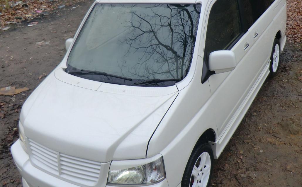 Honda Stepwgn III КРАСАВЕЦ