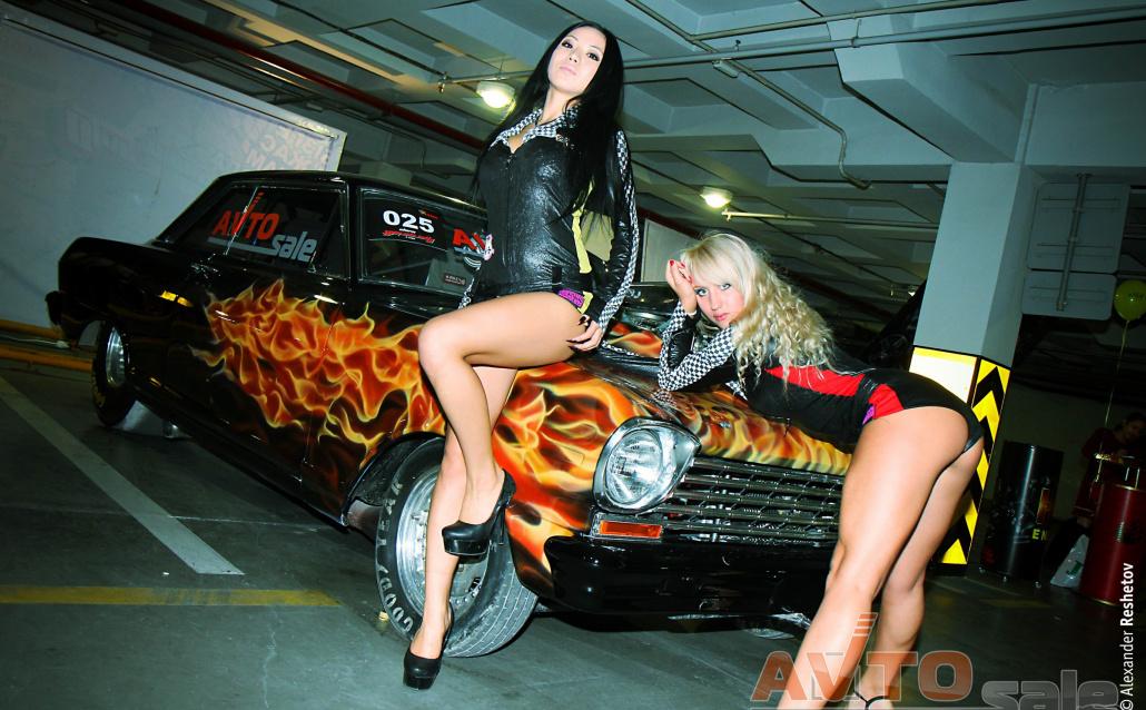 Chevrolet Nova DRAGSTER!!!