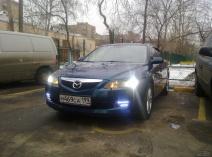 Mazda Mazda 6 (GH) Sport Wagon