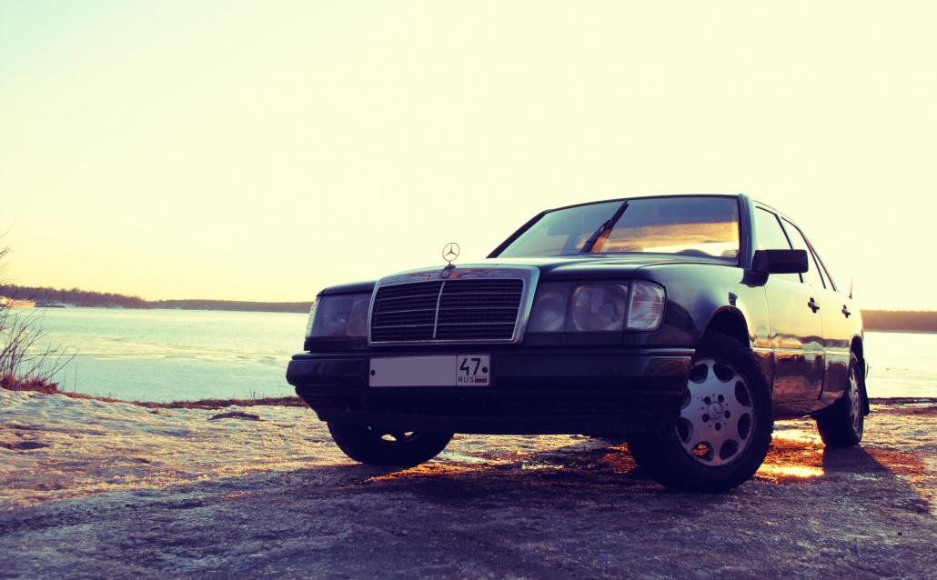 [Продана]W124