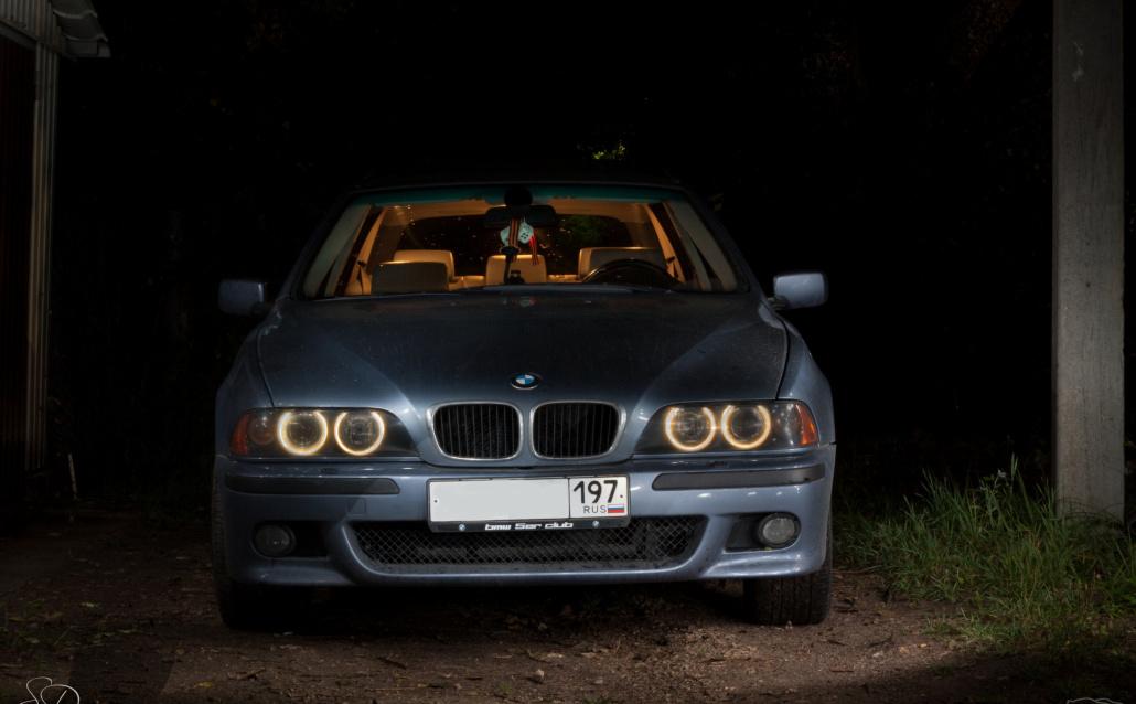 BMW 5er Touring (E39) Фурия