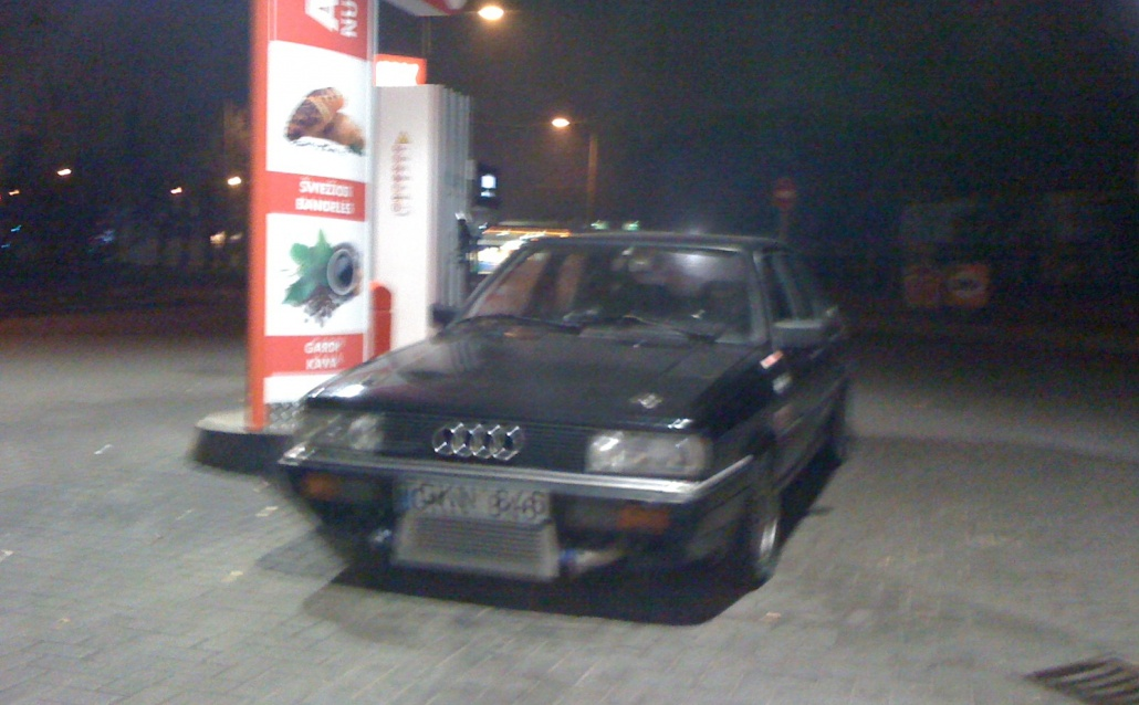 Audi 90 Turbo Quattro