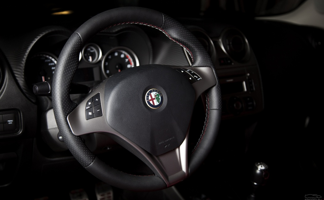 Alfa Romeo MiTo Milan vs Juventus