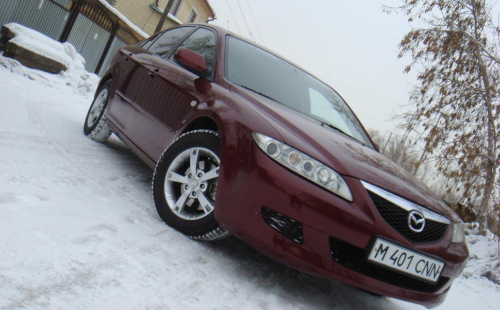 Mazda Mazda 6 (GG,GY) Sport Wagon Mazda 6 МАлыШКА