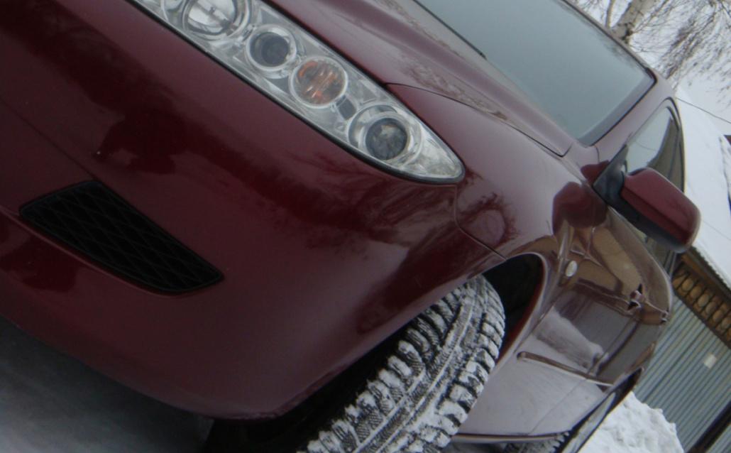 Mazda 6 МАлыШКА