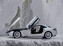 Mercedes-Benz SLR McLaren (C199) Coupe