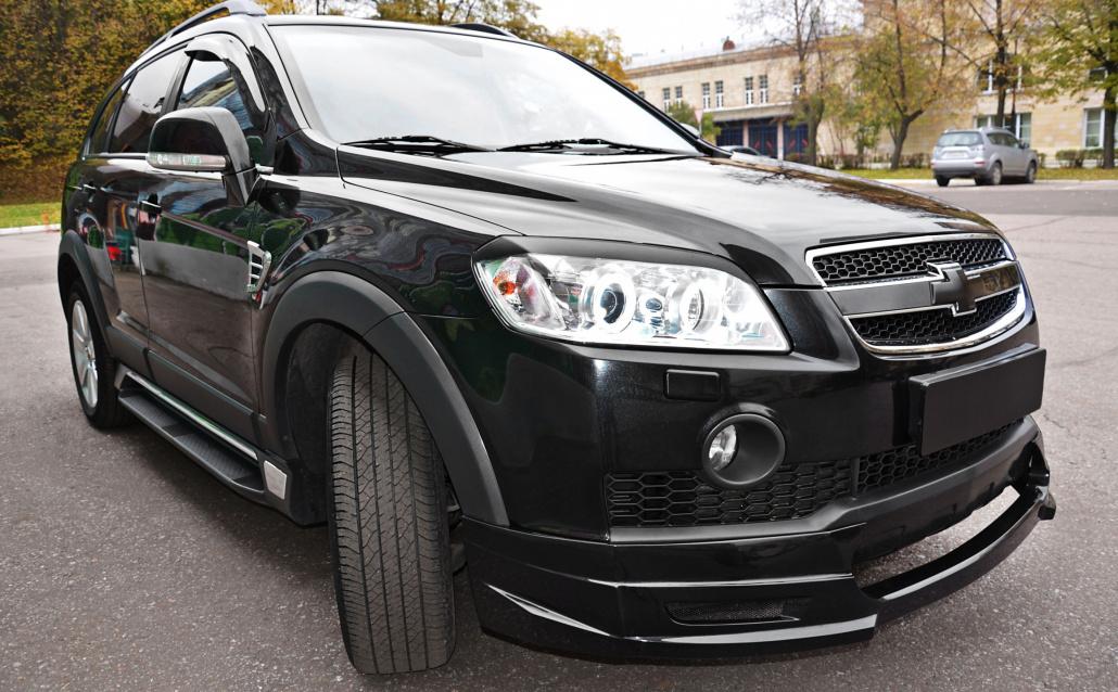 Chevrolet Captiva Каптюша