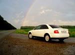 Audi A4 страsть в белом..