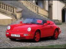 Porsche 911 Cabrio (964)