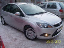 Ford Focus Hatchback II