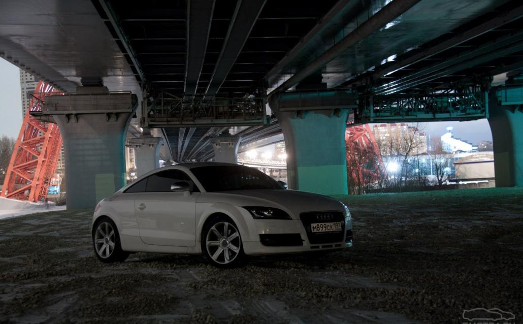 Audi TT (8J) Coupe RockeTT