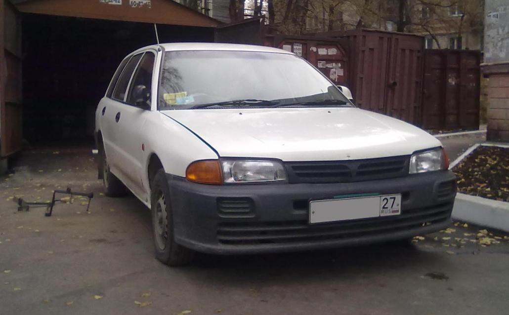 Mitsubishi Libero Прокладка
