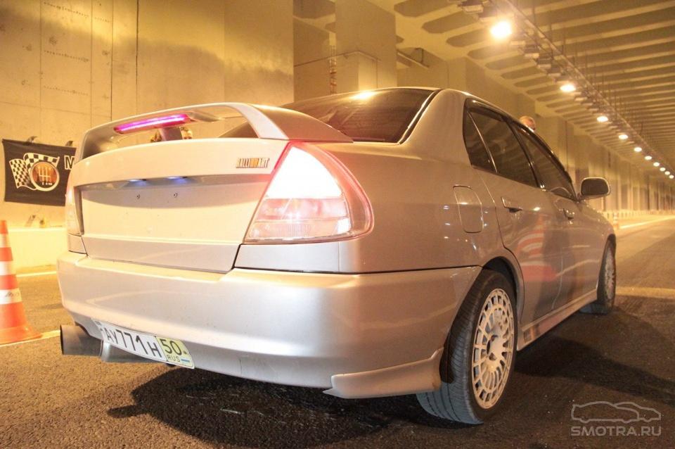 Mitsubishi Lancer Evolution VI Эвалюша
