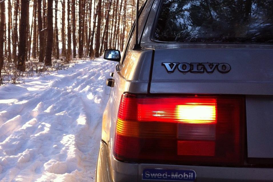 Volvo 440 K (445) Volvo 440