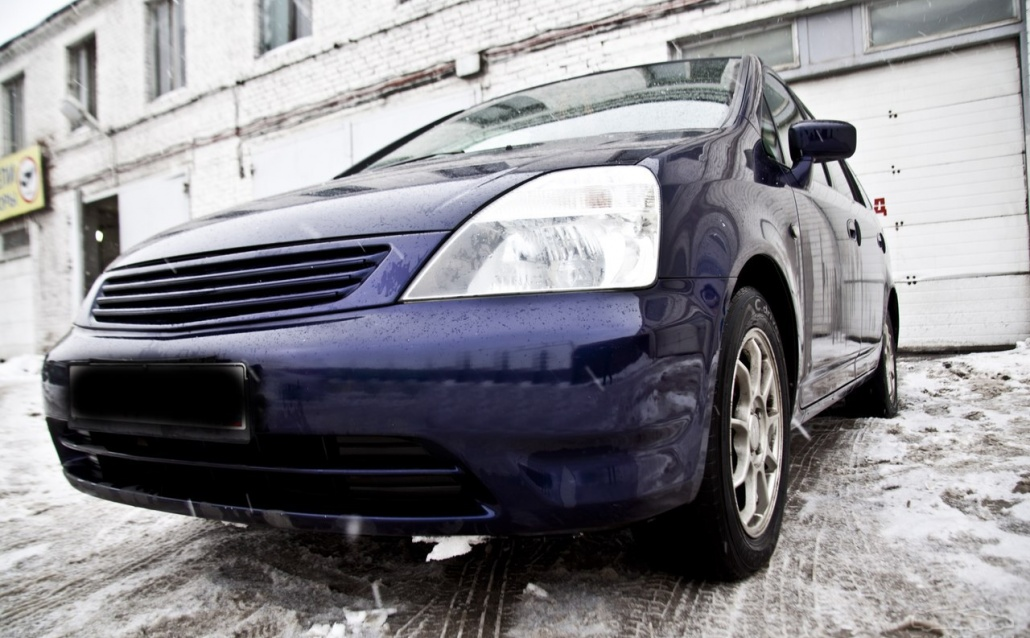 Honda Stream Аццкий Сарай