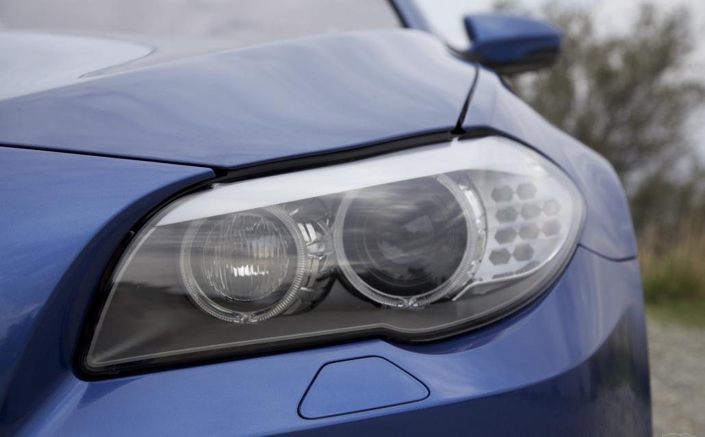 BMW M5 (F10) Детка