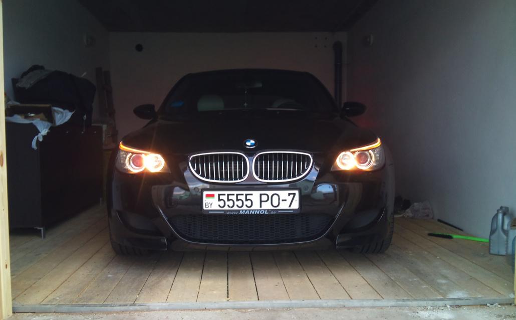 BMW M5 Touring (E61) Touring
