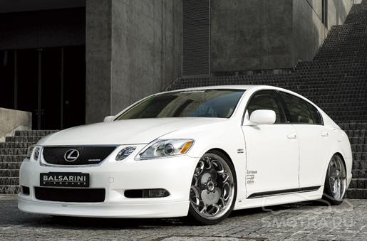 Тюнинг Lexus / Лексус.