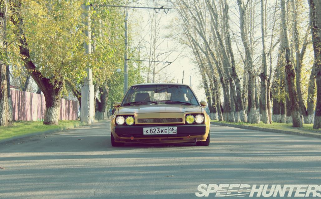 Opel Manta B СКАТина