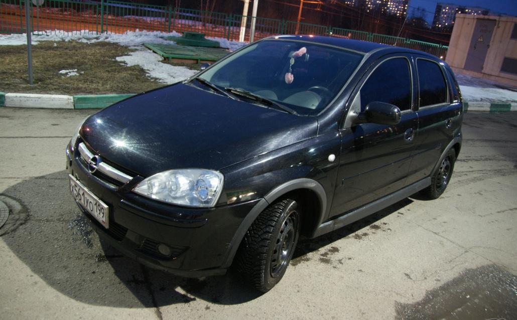 Opel Corsa C Лапулечка
