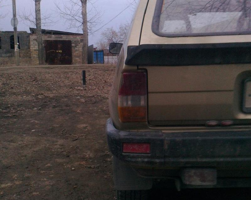Ford Fiesta II (FBD) Американочка
