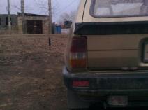 Ford Fiesta II (FBD)